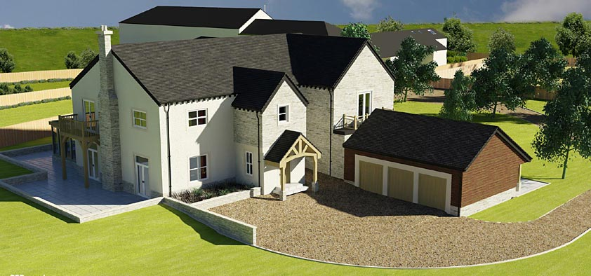 InHaus Solutions Ltd has recently designed an executive development of residences on the Isle of Man.